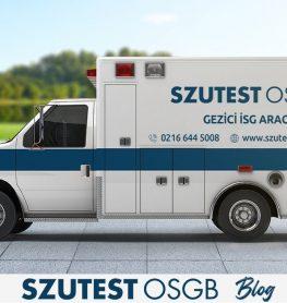 İstanbul Ümraniye Szutest Osgb Mobil Sağlık Hizmetleri